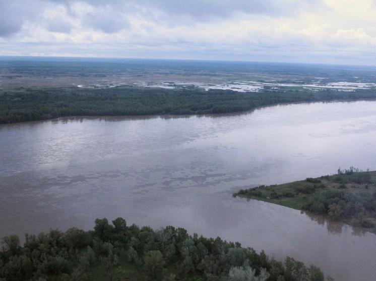 В Южной Сибири из-за паводка временно отменена сдача ЕГЭ
