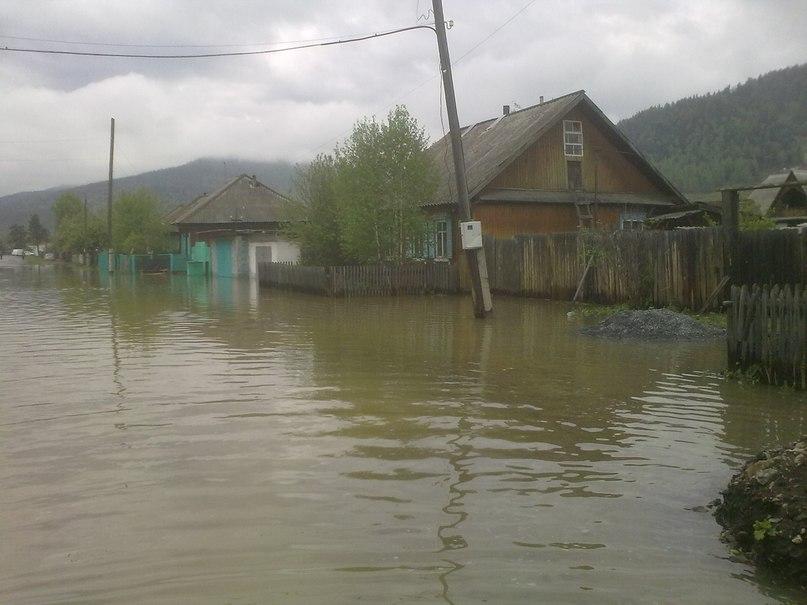 В Сибири ожидается сильнейший за пять лет паводок