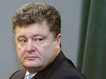 Путина не пригласили на инаугурацию Порошенко