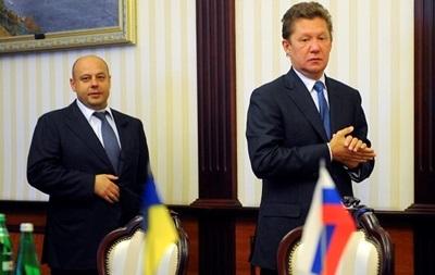 Киев готов заключить с РФ соглашение по газу