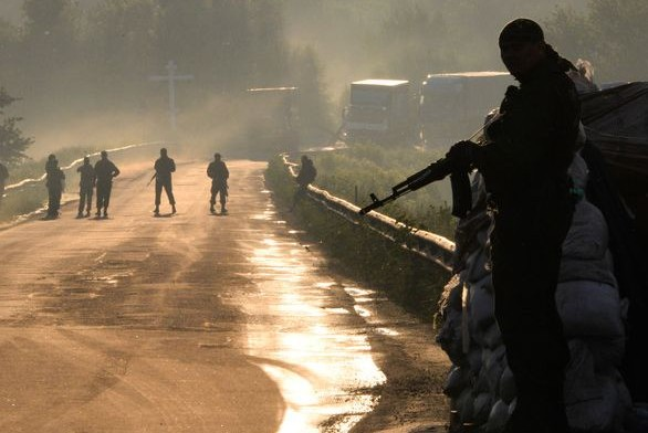 Украина закрывает пропускной пункт