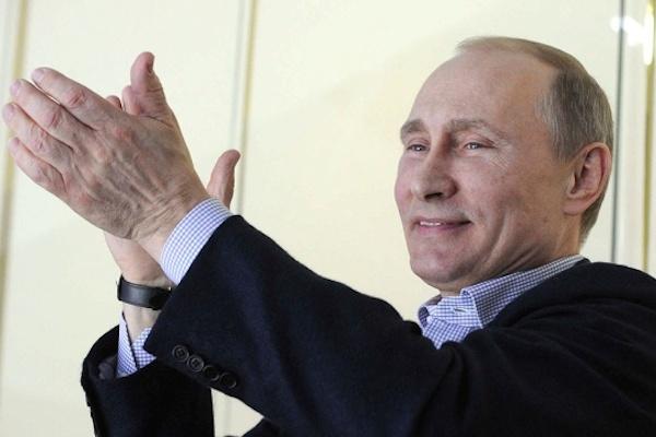 Путин приедет в Бразилию на финал