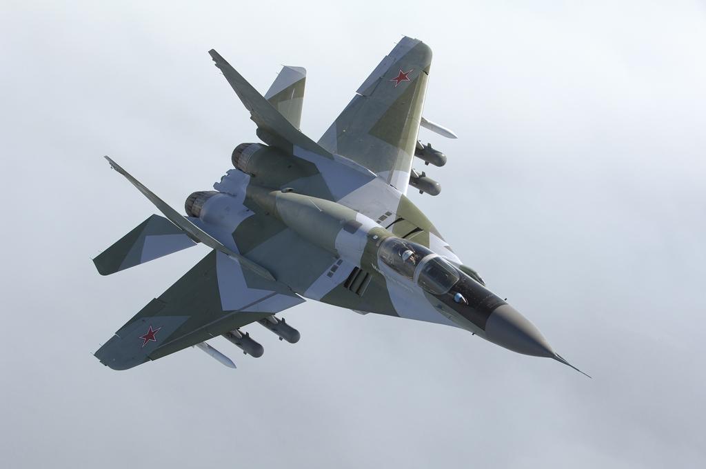СНБО зафиксировал повышенную активность российских ВВС на границе с Украиной