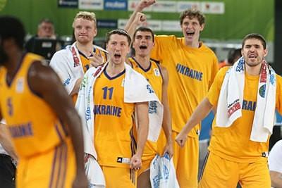 Украине дали право провести чемпионат Европы по баскетболу 2017