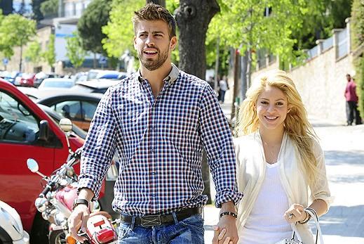 Шакира не хочет выходить замуж за своего бойфренда Жерара Пике