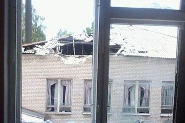 В Славянске под обстрелом погиб ребенок. В городе паническая обстановка