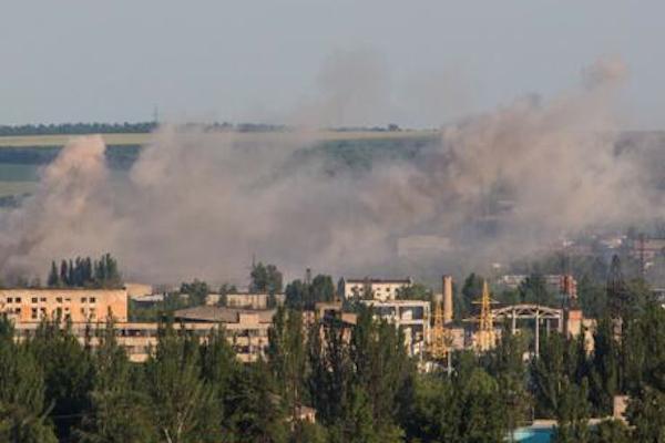 Порошенко заявил, что огонь нужно прекратить уже на этой неделе