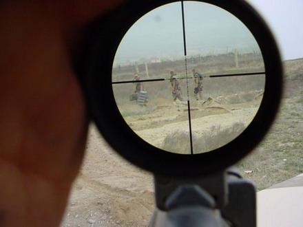Украинская Госпогранслужба пополнится снайперскими подразделениями