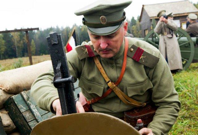 Стрелков заявил, что противник разворачивает большие силы для одновременного штурма Краматорска и Славянска