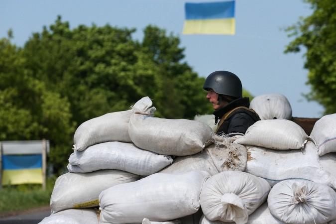 Ополченцы взяли в плен троих украинских силовиков