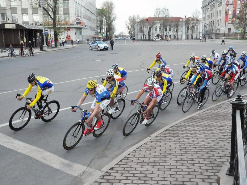В Иркутске пройдет велогонка памяти Анатолия Ощерина