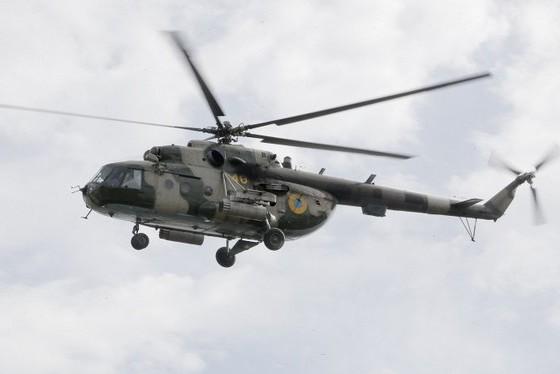 Четвертый вертолет сбит ополченцами