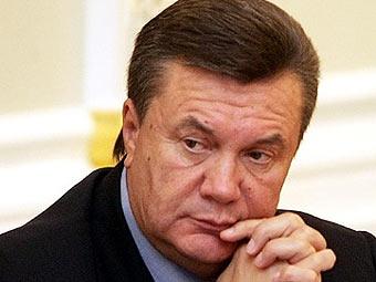 У Януковича не было команды