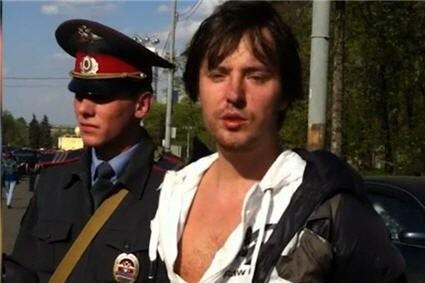 Москвичка «натравила» полицию на певца Витаса