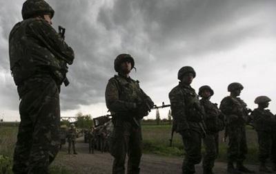 В зоне АТО за сутки погибло пятеро украинских военных