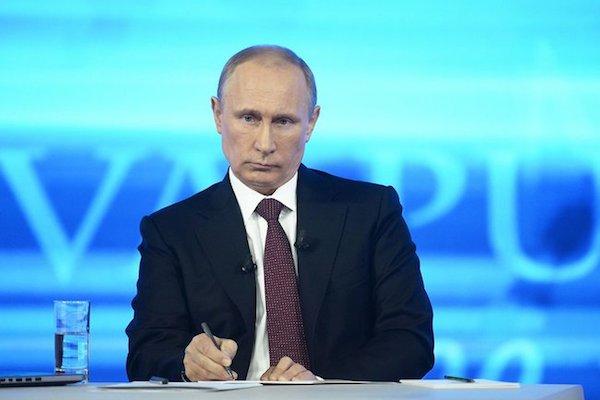 Путин приветствовал первые контакты «Украинского выбора» в Донецке и Луганске