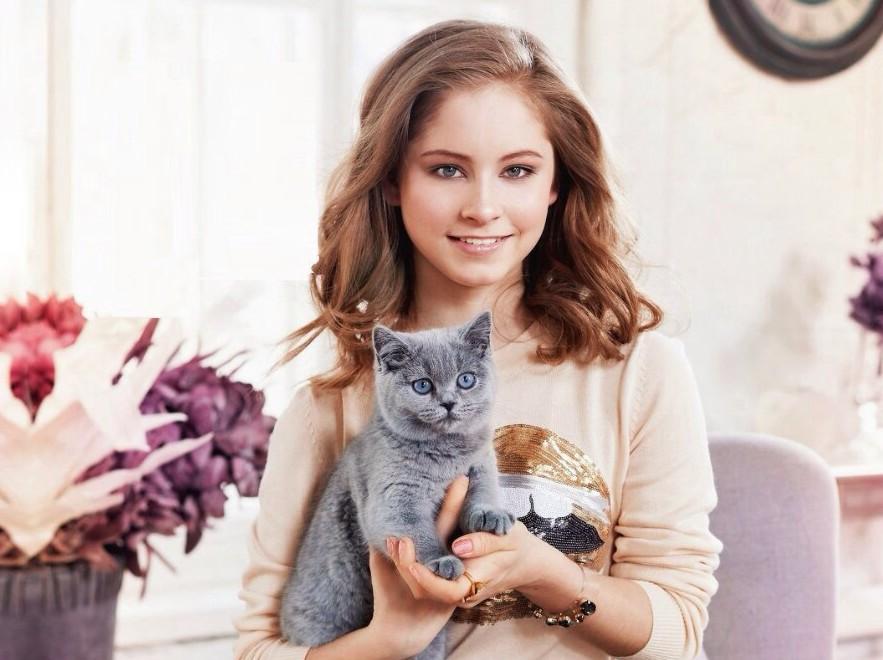 Юлии Липницкой сегодня исполнилось 16 лет