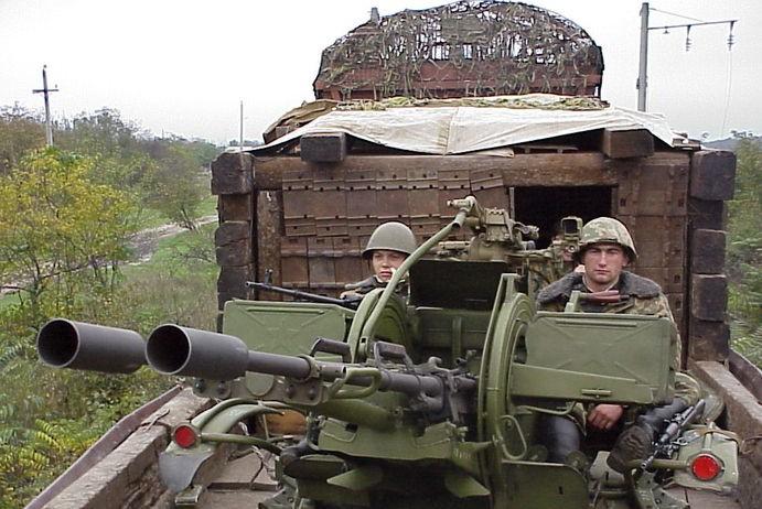 Воинские части и подразделения железнодорожных войск ЦВО подняты по тревоге