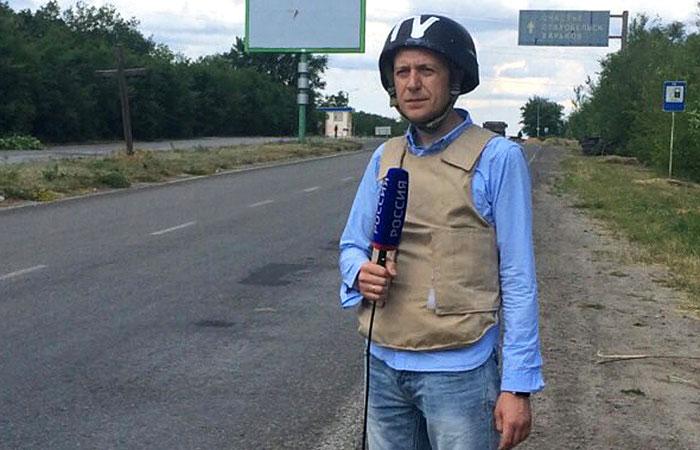 Скончался журналист ВГТРК Игорь Корнелюк, тяжело раненый под Луганском