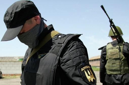 Бойцы «Донбасса» требуют ввести военное положение