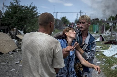 Десятки мирных граждан погибли в ДНР за последние дни