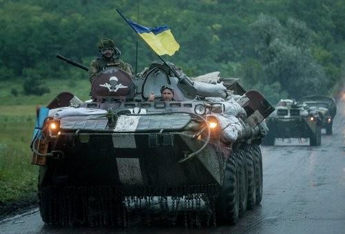 Киев обещает ополченцам