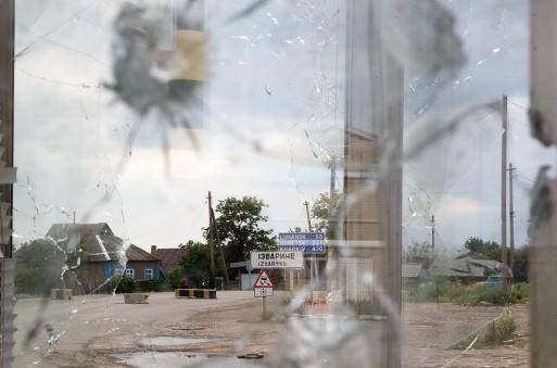 Три российских КПП закрыты из-за стрельбы на Украине