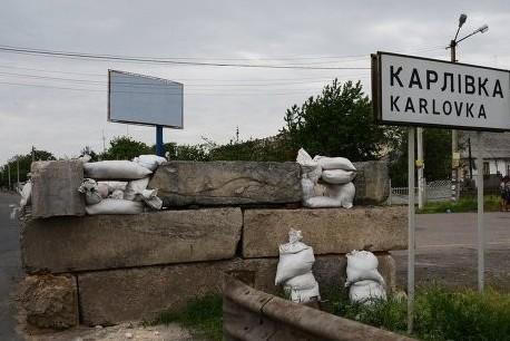 Из-за обстрелов жители Донбасса не могут убрать хлеб