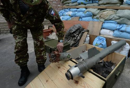Донецкие ополченцы сообщают о бое на окраине Горловки