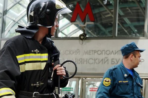 Машинист выжил в аварии в московском метро