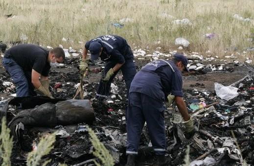 Украинские СМИ утверждают, что им известны результаты расшифровки «черного ящика» «Боинга-777»