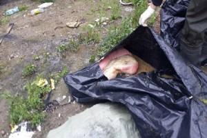 Фрагменты тела Ольги Ледовской
