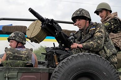 Украинские силовики нарушили приказ о прекращении огня в 40 км от места крушения Boeing