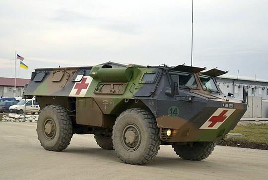 Инкассаторские машины НБУ будут вывозить раненых