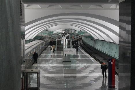 В московской подземке погиб пассажир