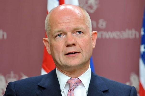 Министр иностранных дел Великобритании Уильям Хейг подал в отставку