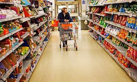 Госдума отклонила законопроект СР об ограничении наценки на продукты питания