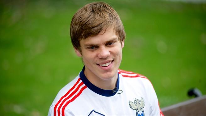Александр Кокорин может оказаться игроком «Астон Виллы»