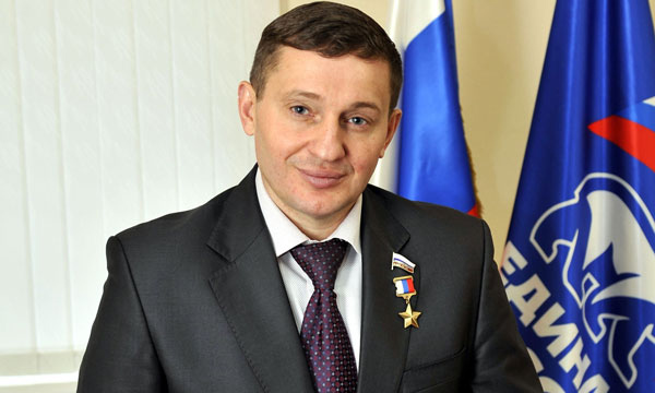 Губернатор Андрей Бочаров избил бывшего мэра Волгограда Романа Гребенникова?