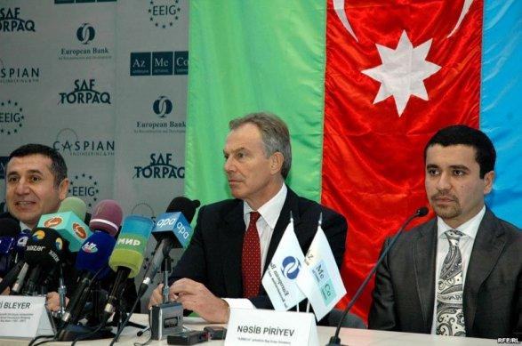 Экс-премьер Великобритании Тони Блэр трудоустроился в Азербайджане