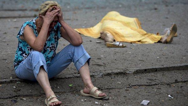 Более 90 мирных граждан погибли в Луганске с начала июля – горсовет