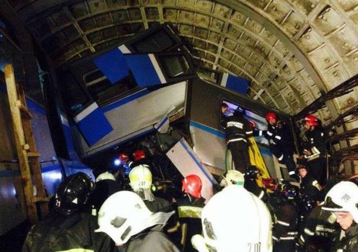 В Москве 16 июля объявлен траур по погибшим в метро