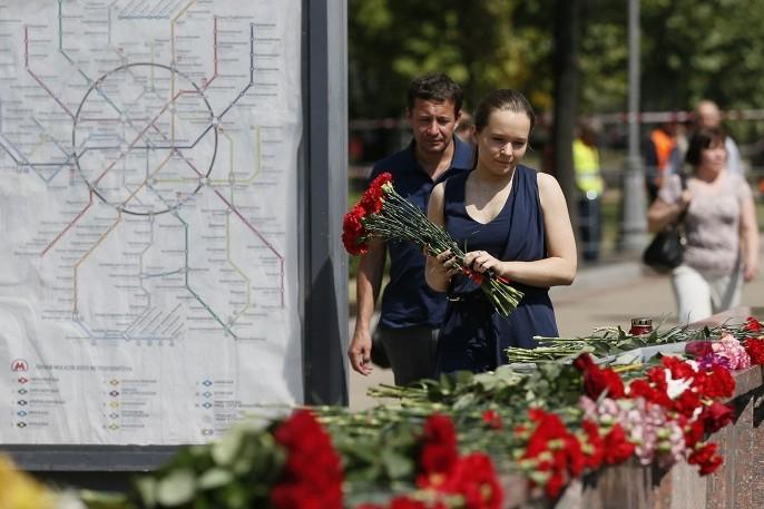 Число пострадавших в московском метро достигло 255 человек