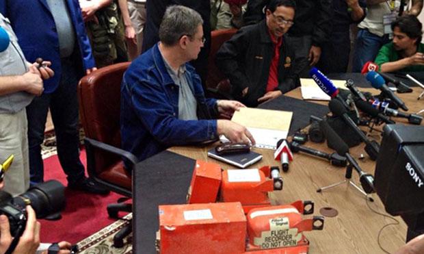ДНР передала малайзийским экспертам