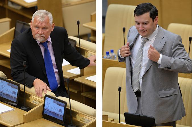 Авиадебоширы Хинштейн и Булавинов остаются в руководстве ЕР