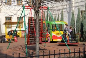 Детская площадка Марфо-Мариинская обитель