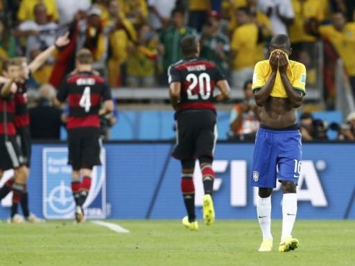 Чемпионат мира 2014: Бразилия 1 – 7 Германия