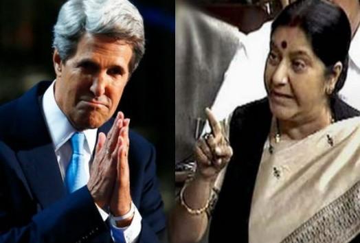 Глава МИД Индии назвала неприемлемыми действия властей США
