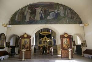 Главный храм Марфо-Мариинской обители