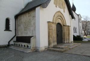 Храм во имя Покрова Пресвятой Богородицы Марфо-Мариинской обители